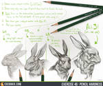 Exercise Worksheet - Pencil Hardness