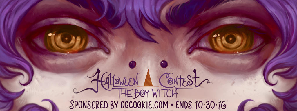 Contest ConceptHalloween2016 by CGCookie
