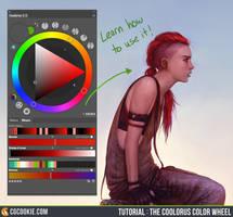 Tutorial: The Coolorus Color Wheel