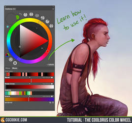 Tutorial: The Coolorus Color Wheel
