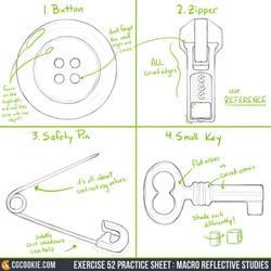 Exercise 52 Practice Sheet: Macro Studies