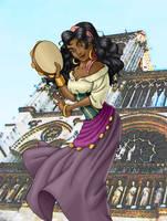 La Esmeralda by Le-Sushi
