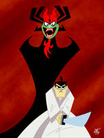 Samurai Jack Tribute by UncleScooter