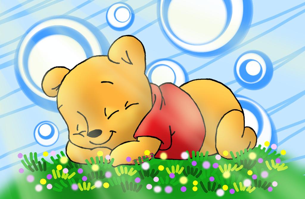 Winnie the Pooh Sun