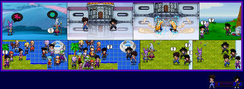 Dragon Ball El Origen Del Lssj3 Parte 6 by naickmer