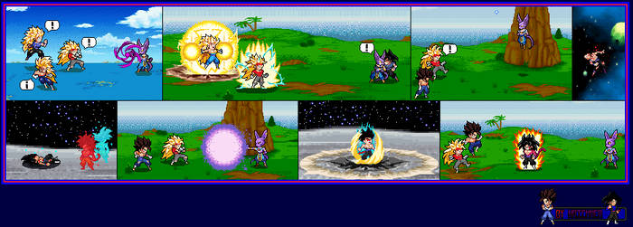 Dragon Ball El Origen Del Lssj3 Parte 7 by naickmer