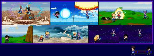 Dragon Ball El Origen Del Lssj3 Parte 8 by naickmer