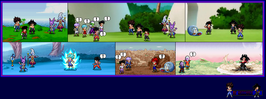 Dragon Ball El Origen Del Lssj3 Parte 9 by naickmer