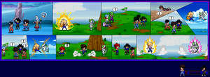 Dragon Ball El Origen Del Lssj3 Parte 13