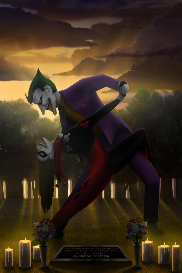 Joker X Quinn by Alphasunking