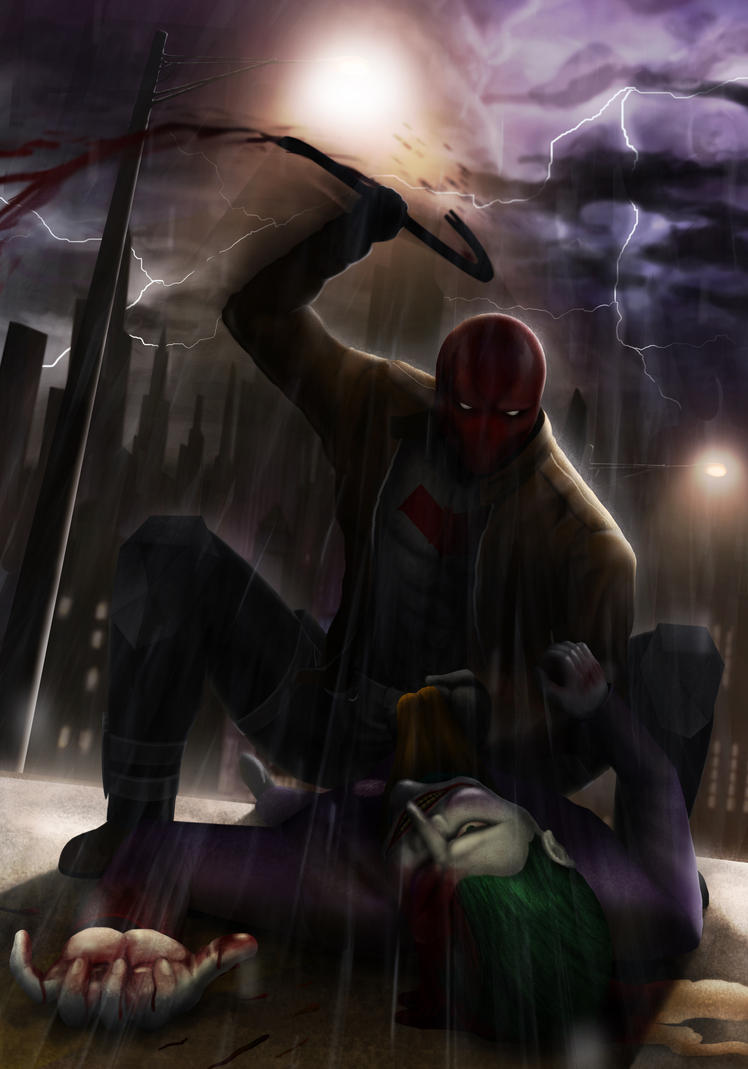 Red Hood by Alphasunking