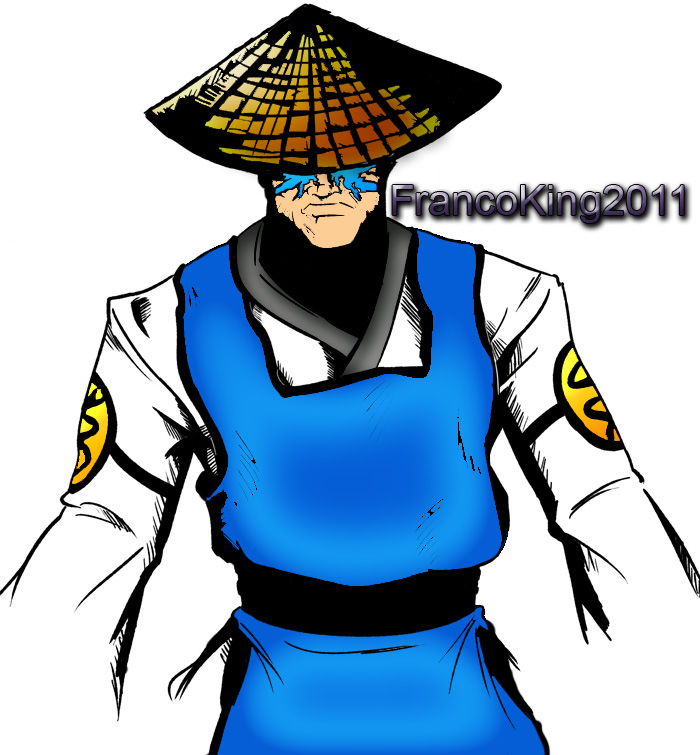 Raiden MK2 by FrancoKing2011 on DeviantArt