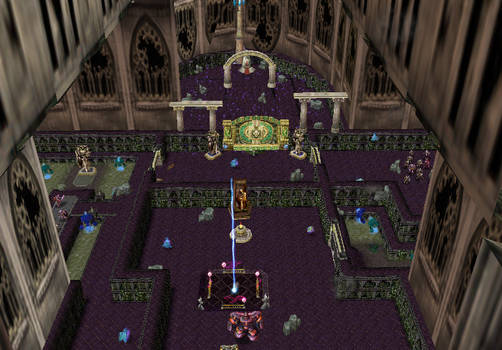 Cathedrale of the Dead