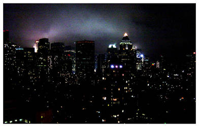 NYC 34th story view by lanlan