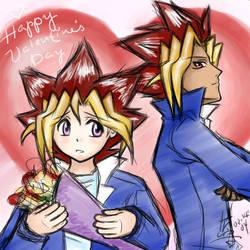 Be My Valentine by lanlan