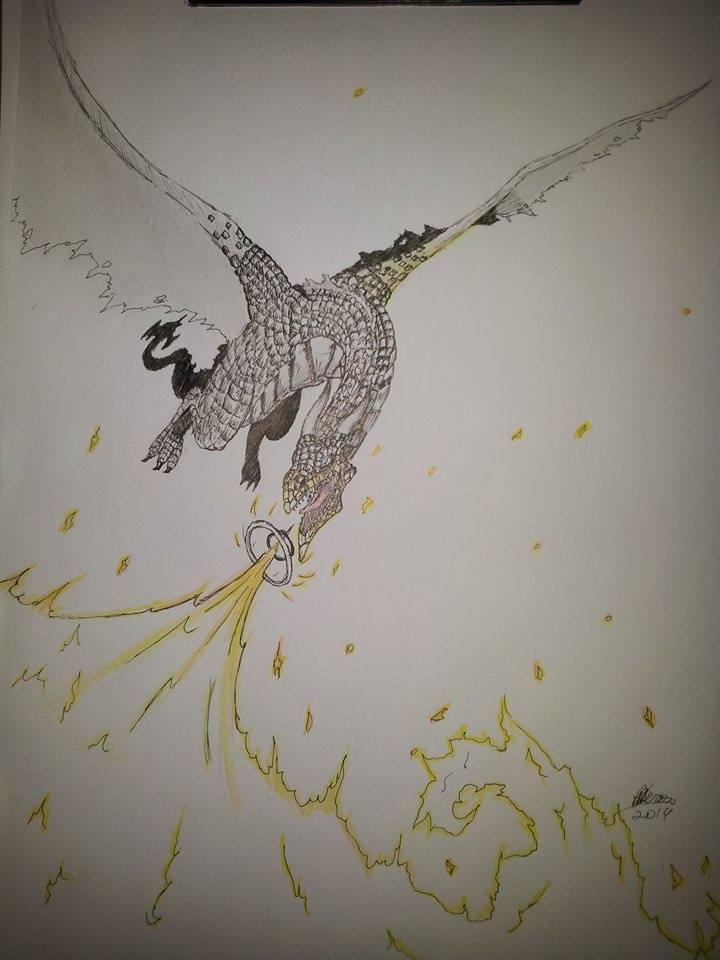 Dragon XD by hmichel