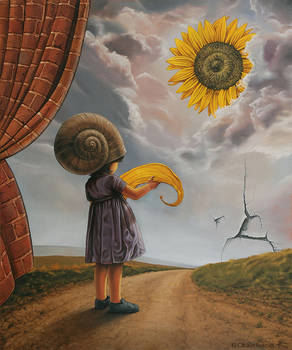 A Ray of Sunflowershine