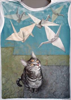 Curiosity killed the cat-walk