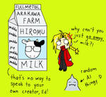 Edward VS Milk