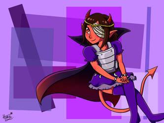 Satannie - Purple