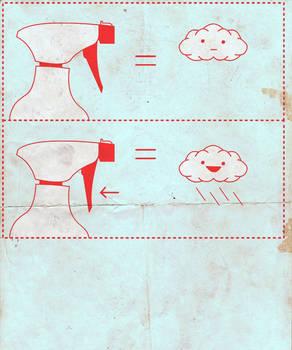 How To Make Rain.
