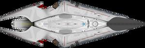 USS Storm Dorsal by ajaxtorbin