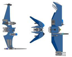 Archer Fighter Systems by ajaxtorbin