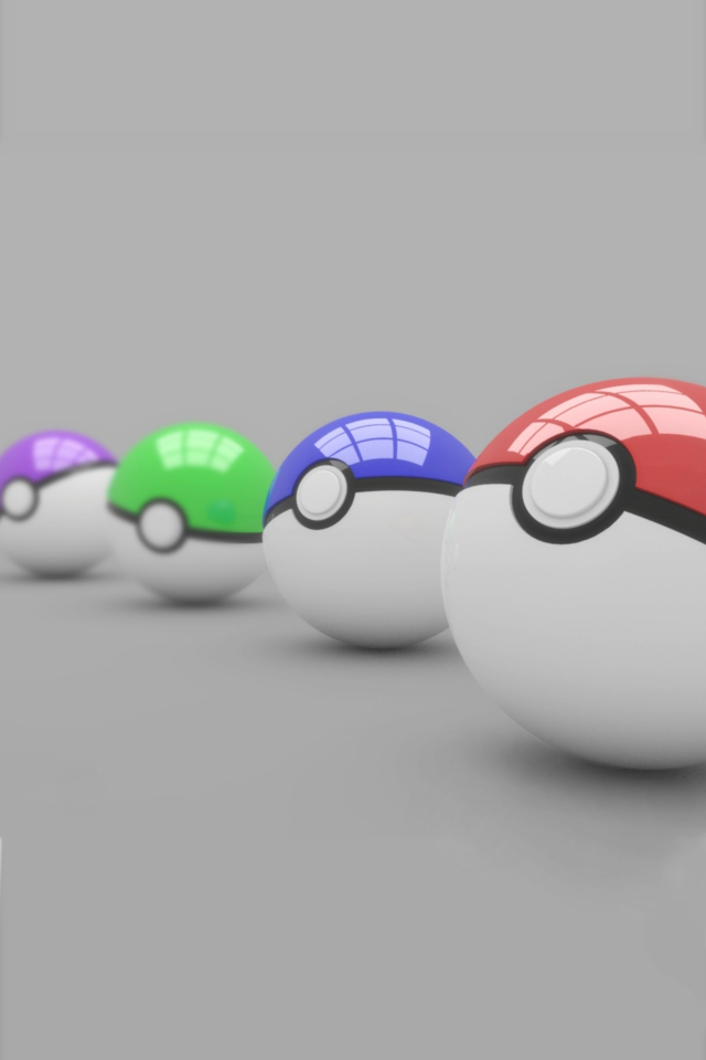 Pokeball Iphone 4 Wallpaper By JoeWithers