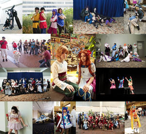 Otakon 2011: Mini-Collage