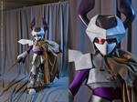 Anime North 2013: Masquerade Green Room: Entry 29 by Henrickson