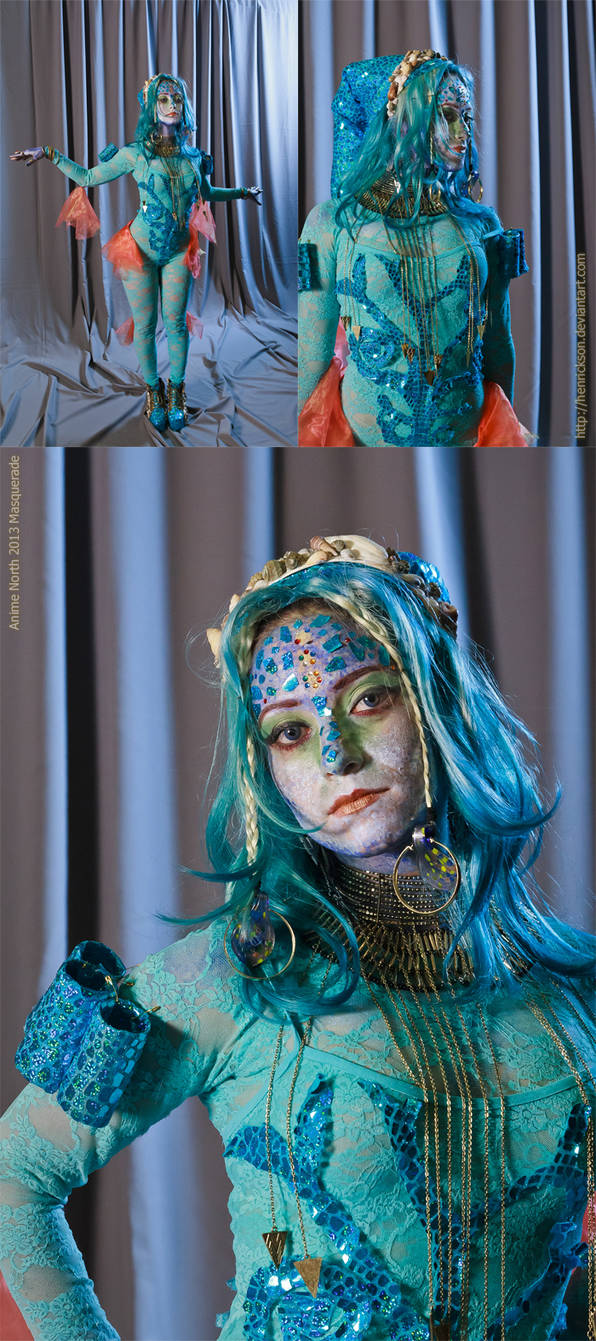 Anime North 2013: Masquerade Green Room: Entry 30c by Henrickson