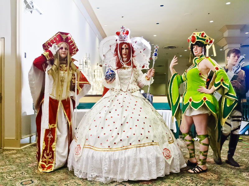 Anime North 2014: Sample shot 11 by Henrickson