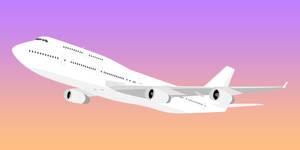 Vector - Boeing 747-400