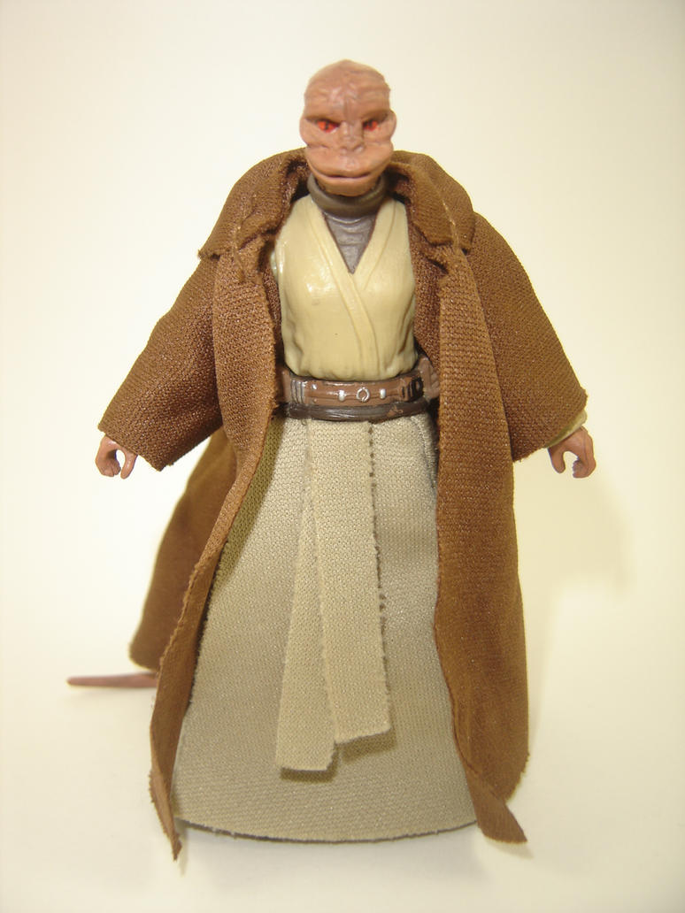 Custom Star Wars Saba Sebatyne Action Figure by Mandalore2525