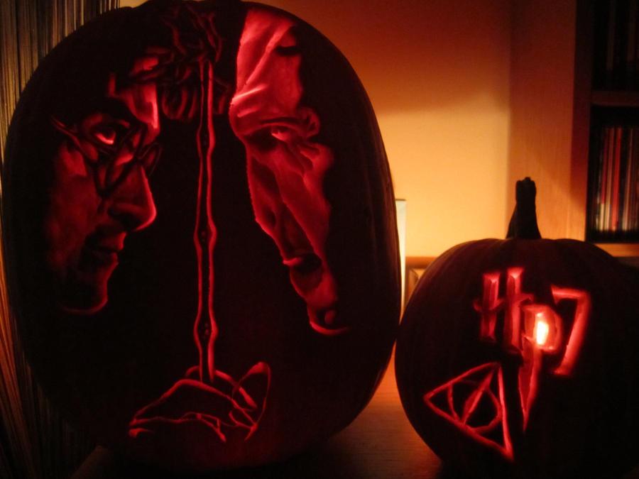 harry potter pumpkin carving templates - harry potter pumpkin by theswedishjoker on deviantart