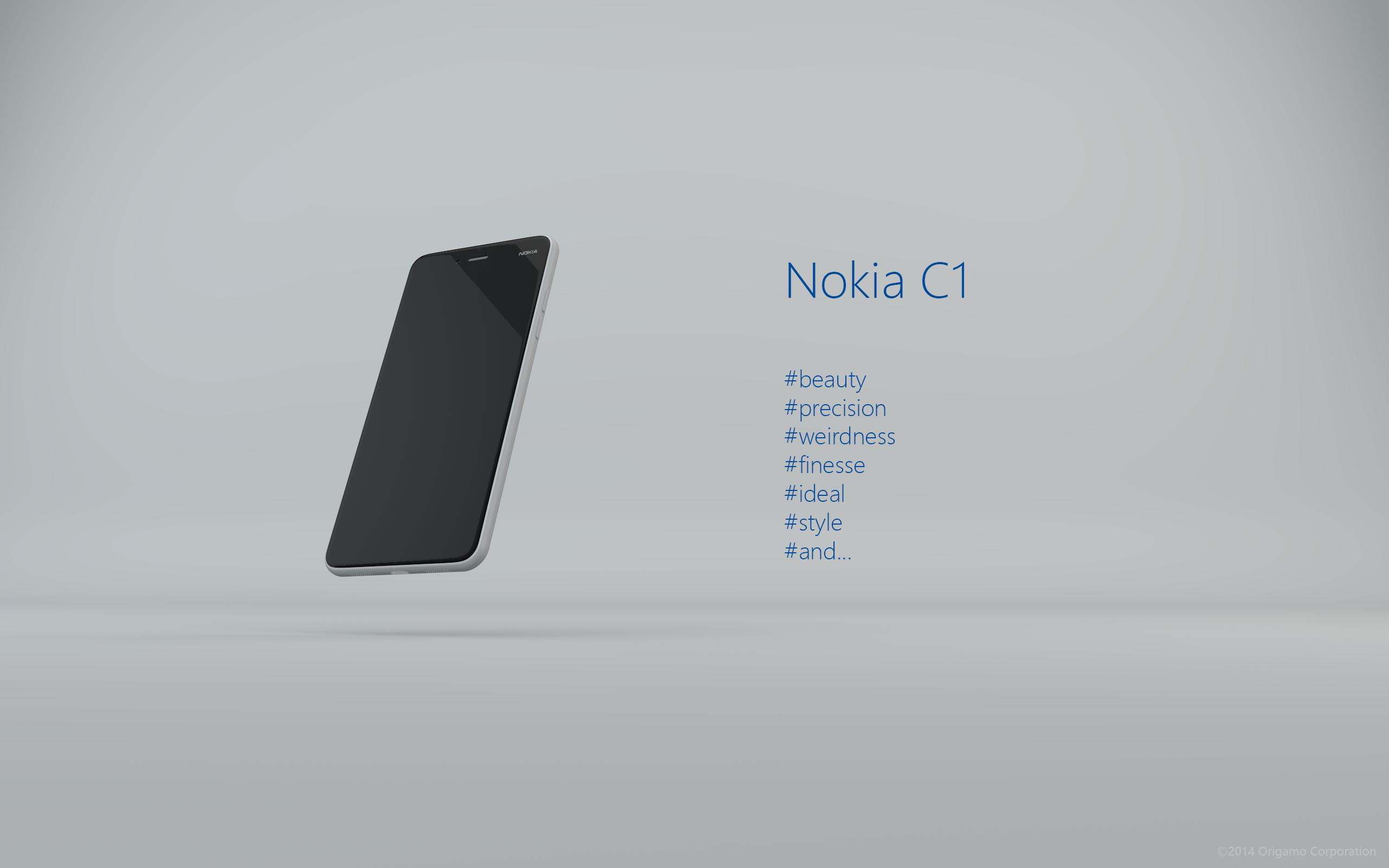 Nokia C1 (concept phone)