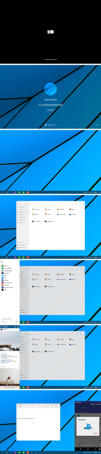 Origami OS 2.4.1 - Concept Update