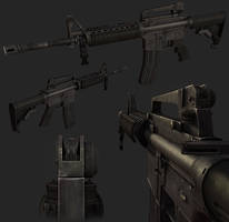 M4 Carbine by panick