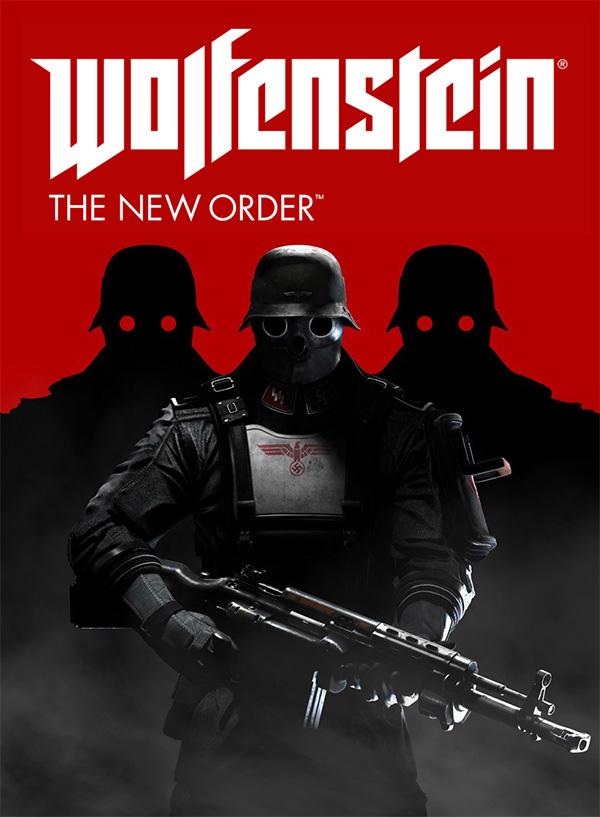 Wolfenstein New Order by panick