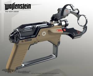 Laser Cutter Highpoly