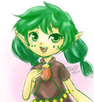 Piloco - My Cute Wizard Girl by ioncry