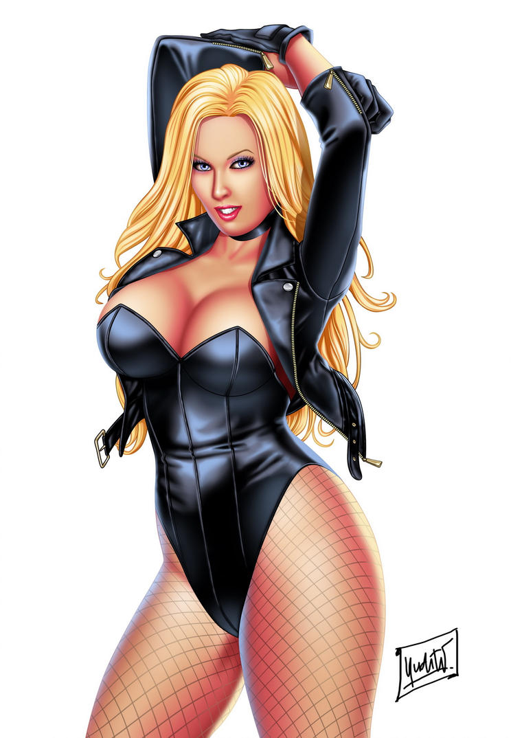 Black Canary by Youdee20 on DeviantArt