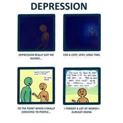 Depression (Post Test) by myoo89
