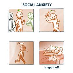 Social Anxiety (VIVA)