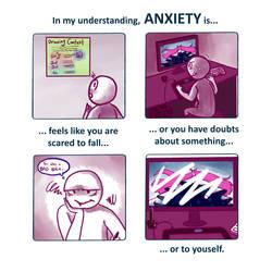 Anxiety - Doubts (VIVA) by myoo89