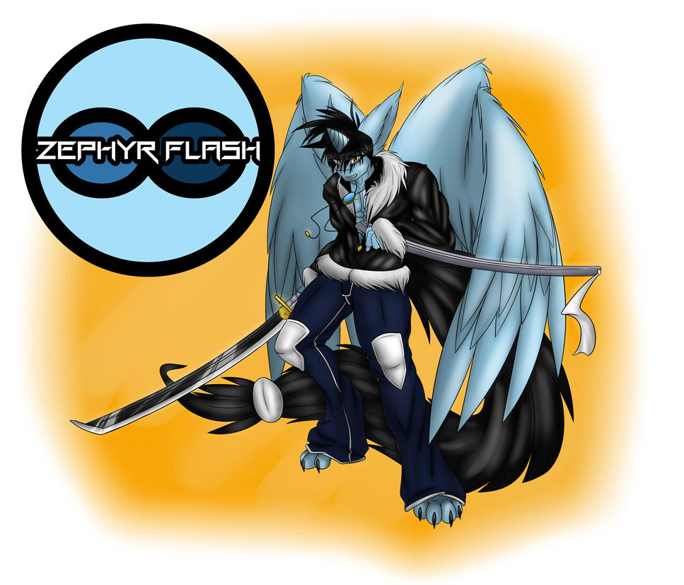 Meet The Real Zephyr Flash by ZephyrFlash