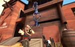 Team Fortress 2 - Cliffhanger