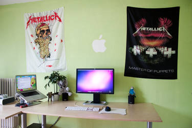 Workspace 13.October 2009 by Appl3ju1ce