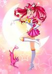 Kousagi  Parallel Moon  Sailor Moon