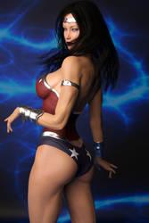 Wonder Woman by hitmanwa
